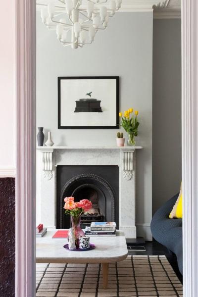 8-toc usa interior vopsit in roz pal idei de primavara pentru casa