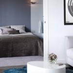 8-vedere din living spre dormitor apartament 2 camere dupa renovare