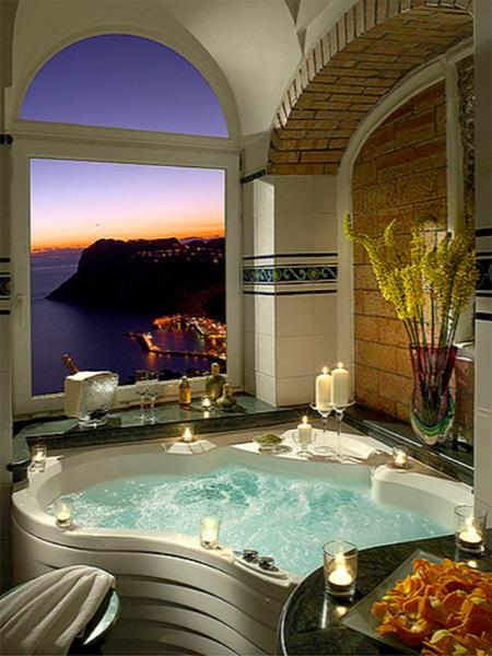 9-baie mare si frumoasa cu jaccuzzi idei amenajare stil clasic