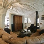 9-canapea semicerc interior casa forma ciuperca