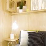9-canapea zona living open space casa mica modulara prefabricata lemn