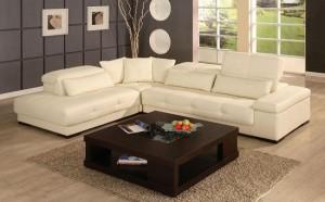 9-coltar alb design modern pentru living