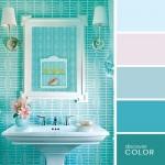 9-culori care se asorteaza cu turcoaz