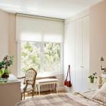9-dormitor luminos modern si elegant decorat in alb si cafea cu lapte