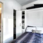 9-dormitor mic ergonomic amenajat prevazut cu dressing