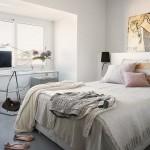 9-dormitor mic modern finisat si decorat in alb