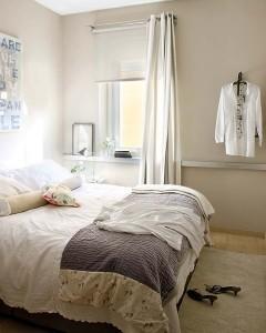 9-dormitor relaxant amenajat si decorat in nuante de bej