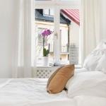 9-dormitor stil scandinav apartament foarte mic 2 camere