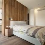 9-dulap montat cu spatele la tablia de la capul patului din dormitor