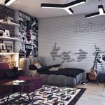9-foto tapet imitatie caramida decor perete living modern accente vintage