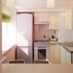 9-frigider amplasat gresit langa aragazul din bucatarie