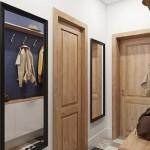 9-hol intrare garsoniera moderna mica pardoseala placata cu gresie colorata