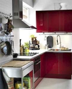9-idei amenajare bucatarie moderna mobila L conform reguli feng shui