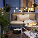 9-lampioane albe decor amenajare balcon mic