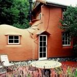 9-laterala exterior casa in forma de gheata noua zeelanda