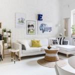 9-living apartament pereti albi si coltar alb minimalist