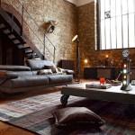 9-living-industrial-loft-cu-peretii-imbracati-cu-caramida