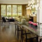 9-living modern cu zona de conversatie loc de luat masa si birou