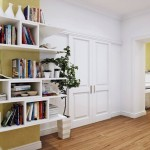 9-living modern decorat in alb crem maro si verde olive