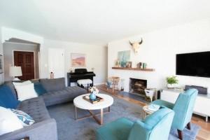 9-living modern eclectic dupa amenajare redecorare