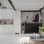 9-living si bucatarie open space mansarda 36 metri patrati