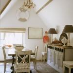 9-loc de luat masa casuta de vacanta rustica combinatie stil provence si scandinav