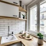 9-mobilier pe colt in amenajarea uni bucatarii mici de apartament