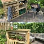 9-model bar de gradina construit din paleti reciclati de lemn