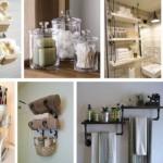 9-modele de organizatoare pentru accesoriile din baie