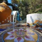 9-mozaicuri spatii exterioar parch Euphoria ArtLand Cipru