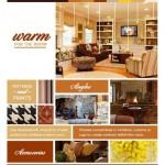 9-paleta cromatica in tonuri de maro pentru un decor cald