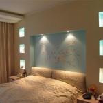 9-pat de mijloc asezat in nisa mare perete dormitor