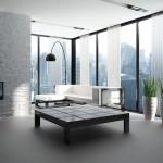 9-perdele albe decor living modern minimalist