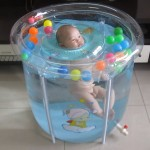 9-piscina gonflabila mica pentru bebelusi