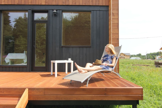 9-prispa casa ecologica prefabricata Arca construita din lemn