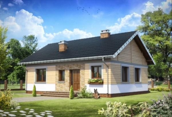 proiect casa sub 80 mp doar parter