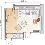 9-schita plan amenajare living modern mic 16 mp