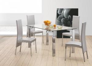 9-set de masa si scaune design modern