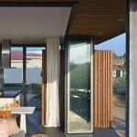 9-usa plianta deschisa spre terasa casa moderna 54 mp Olanda