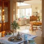9-vedere din bucatarie spre dining si living open space casa fara etaj