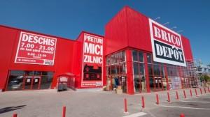 Brico Depot Baneasa exterior magazin