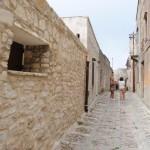 Erice – orasul de piatra din Sicilia. 51 de imagini cu case si stradute superbe