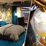 S-a deschis primul hotel din lume dedicat bautorilor de bere