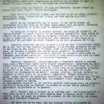 Accident de munca la Caracal – Declaratie