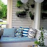amenajare balcon mic si relaxant