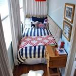 amenajare dormitor camera copil in balcon mic apartament