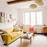 amenajare living apartament stil scandinav