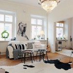 amenajare living stil scandinav