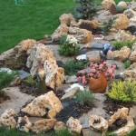 amenajare tuf calcaros piatra naturala