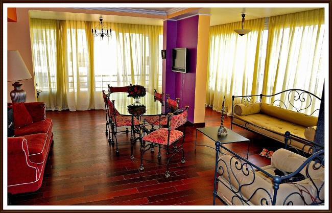 apartament Cannes Franta de vanzare living